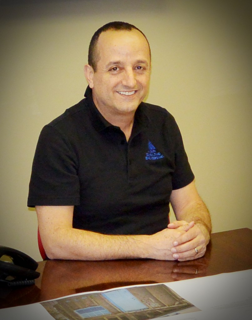 George Akouri  MSCE, PE