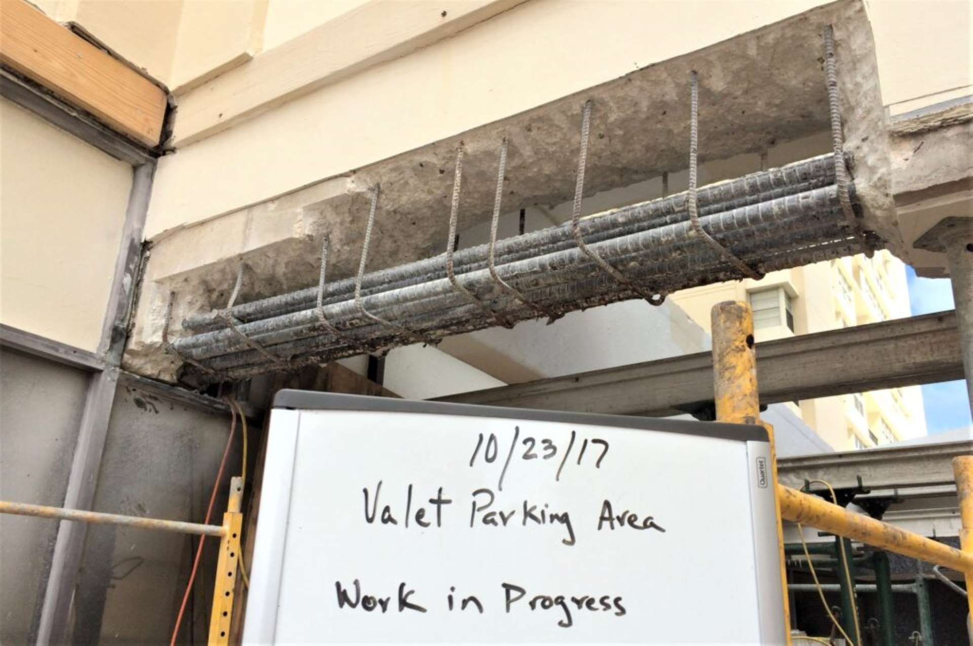 Concrete Restoration Engineering